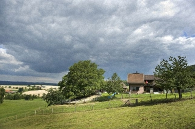 Alp Babental im Kanton Schaffhausen